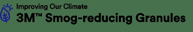 3M Smog Reducing Granules Logo-1