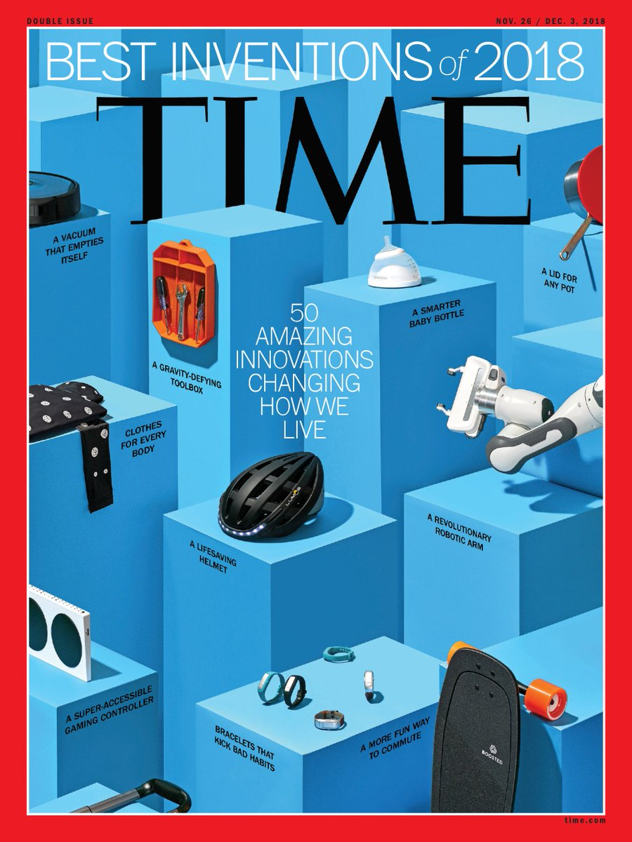 Time Magazine 3M Cover